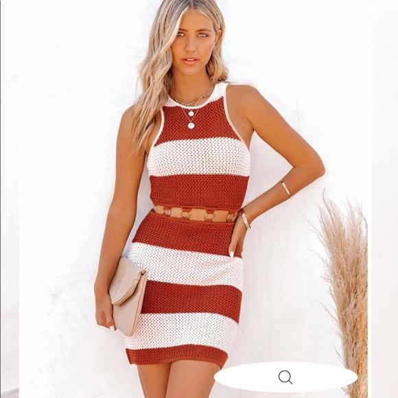 NWT! Vici cutout dress